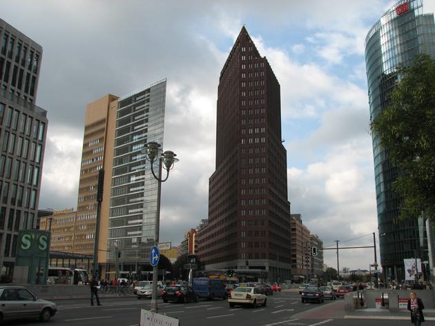 Potsdamer Platz, Berlin (Fotó: Myreille)