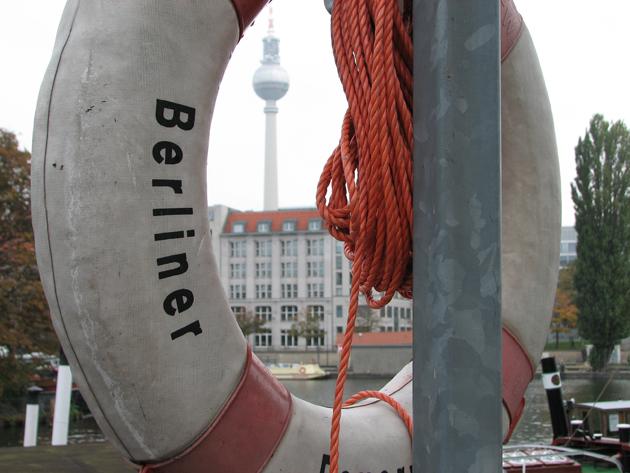 Berlinben több híd van, mint Velencében (Fotó: Myreille)