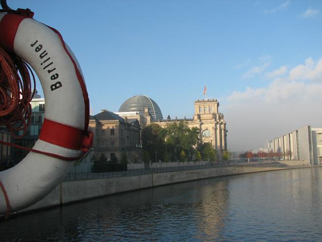 Reichstag, Berlin (Fotó: Myreille)