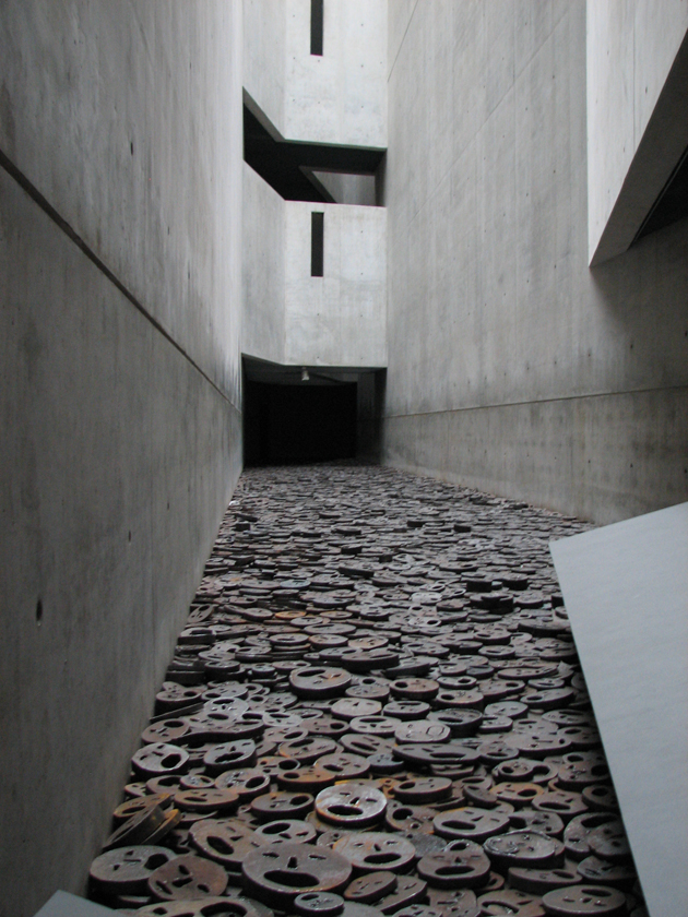 Jüdisches Museum, Berlin (Fotó: Myreille)