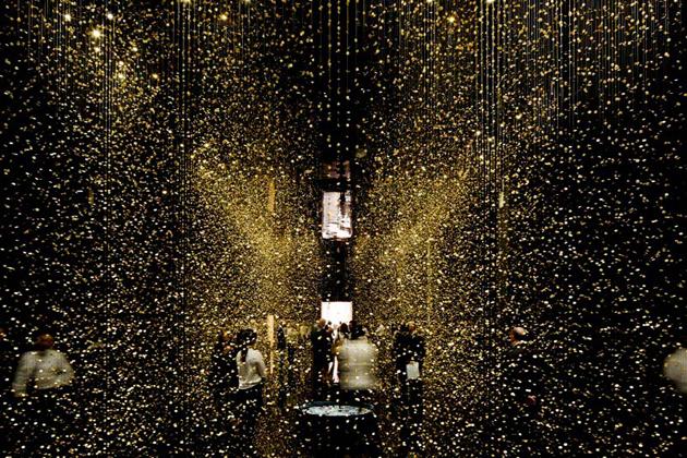 Tsuyoshi Tane: LIGHT is TIME/Milánó