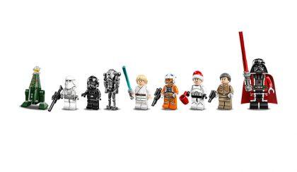 Yoda már volt, idén Darth Vader a Télapó
