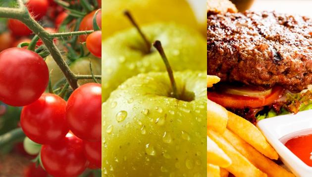 Magyarországon egy család évente átlagosan 100 kilogramm élelmiszert dob ki. Vásárolj okosan és ne dobd ki! (fotók: freedigitalphotos.net)