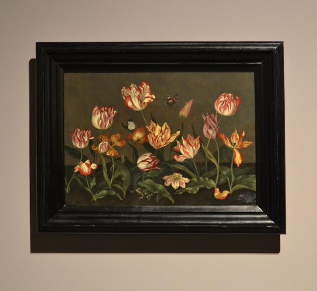 Johannes Bosschaert: Csendélet tulipánokkal
