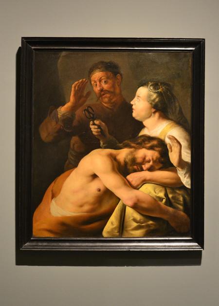 Jan Lievens: Sámson és Delila (1625-1626 körül) - Milyen volt az az ideális, eszményi nő, aki egy férfi végzetét okozza...