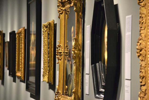 Rembrandt-ok a falon/Szépművészeti Múzeum