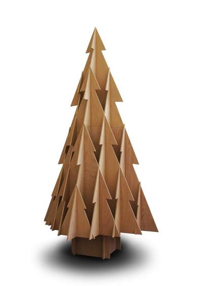 Karácsonyfa farostlapból