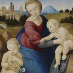 Raffaello Esterházy Madonnájával karácsonyozik Milánó