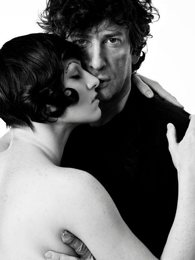 Amanda Palmer és Neil Gaiman
