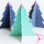 Nyomtatható karácsonyfadísz