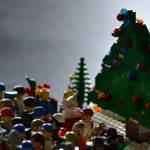 Játék karácsonyig: LEGO karácsonyfa