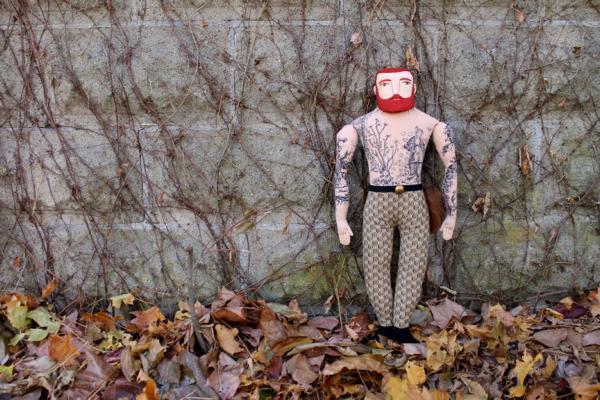 Megint egy vörös hajú férfi!/Design: Mimi Kirchner
