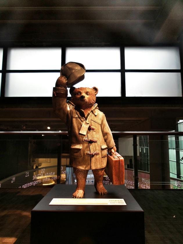 Sherlock Bear No34 / Museum of London (Benedict Cumberbatch)