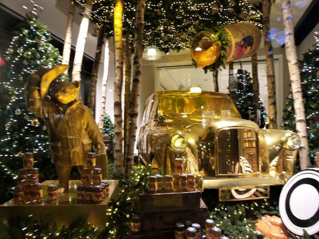 The Selfridge` Collection No14  / Goldiebear / Selfridges (Kate Moss)