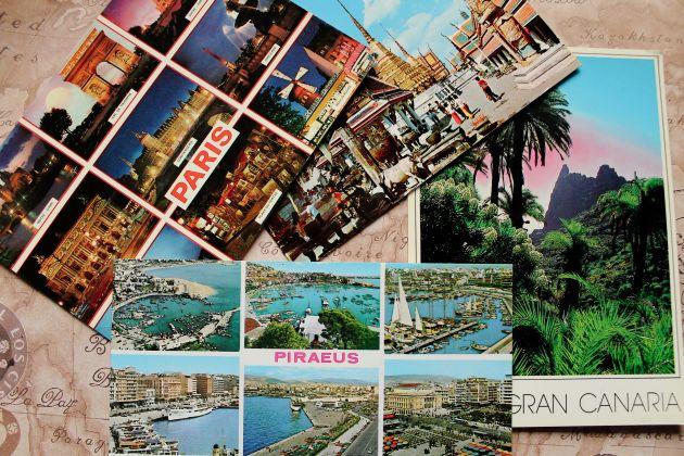 Képeslapokkal a világ körül: egyalkalmas postai kalandok (Fotó: Vidra)