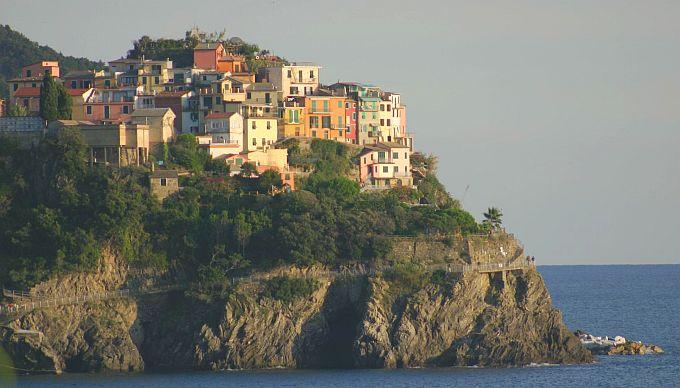 Cinque Terre (Fotó: Vidra)