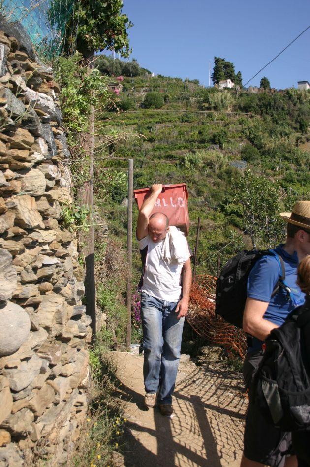 Ő nem turista (Fotó: Vidra)