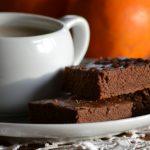 Narancsos-gyömbéres-kakaós süti uzsonnára