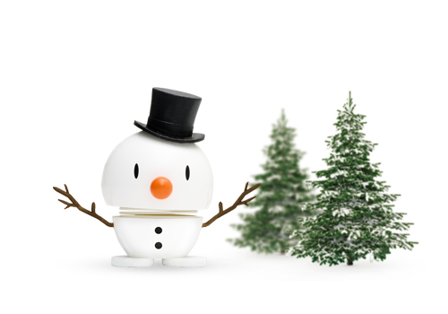 Hoptimist hóember