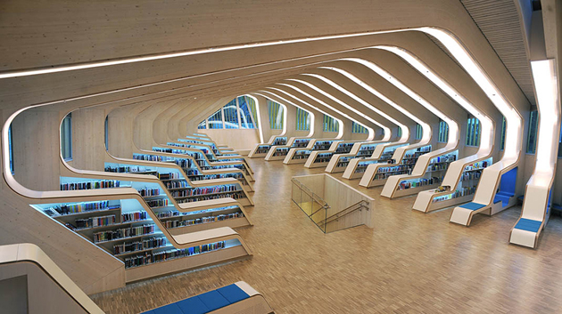Vennesla Library, Vennesla, Norway
