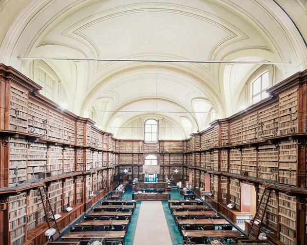 Biblioteca Angelica, Rome