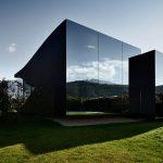 Tükörház az olasz almáskertben