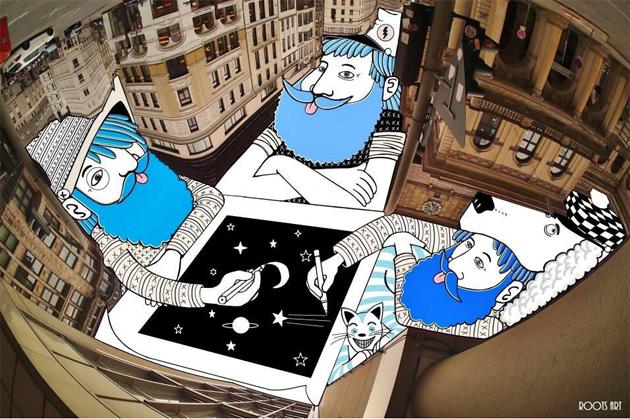Lamadieu Thomas - Sky Art