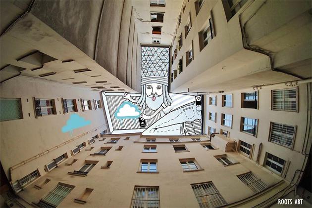 Lamadieu Thomas - Sky Art - Párizs