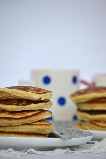 A legjobb reggeli: amerikai palacsinta (Fotó: Myreille)