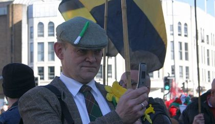 Nárcisz és póréhagyma: Wales ünnepel