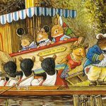 Foxwoodi mesék: Az evezősverseny