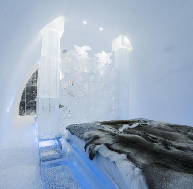 Luxus jéghidegen