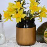 Kétperces ötlet: design váza befőttesüvegből