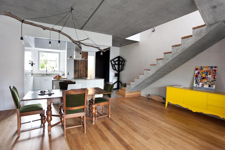 Stílusok találkozása/Fotó: mode:lina architekci