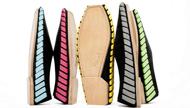 Az cipő elnevezése a magyar pikkpakk, azaz gyorsan elintézni, megcsinálni valamit nyomán született, de a pack-kal angolul is egyértelmű a cipő filozófiája.