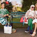 Divatfotók, amelyeken 50 év a nők átlagéletkora