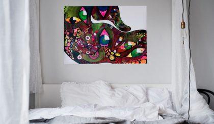 Az utcáról a szobába – kortárs művészet 3490 forintért