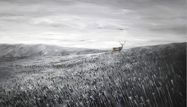 Pejac: Meadow (2015)