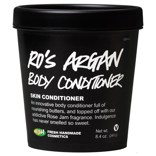 Ro's Argan Testkondicionáló/Lush