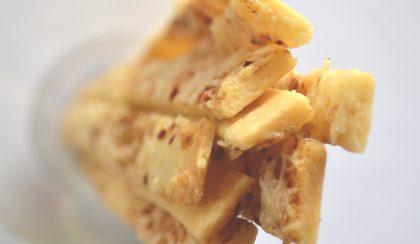 Megunhatatlan chilis-sajtos stangli