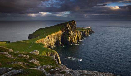 Úti cél Neil Gaiman ajánlásával: Skye szigete