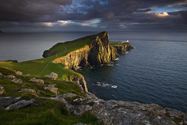 Neist Point, Isle of Skye/Fotó: isleofskye.com