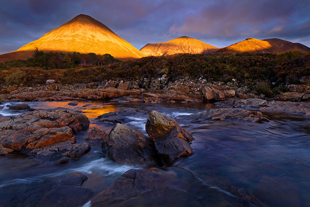 Red Cullin, Isle of Skye/Fotó: isleofskye.com