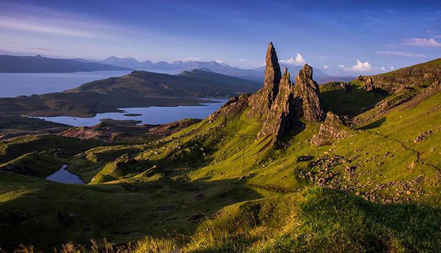Storr Summer, Isle of Skye/Fotó: isleofskye.com