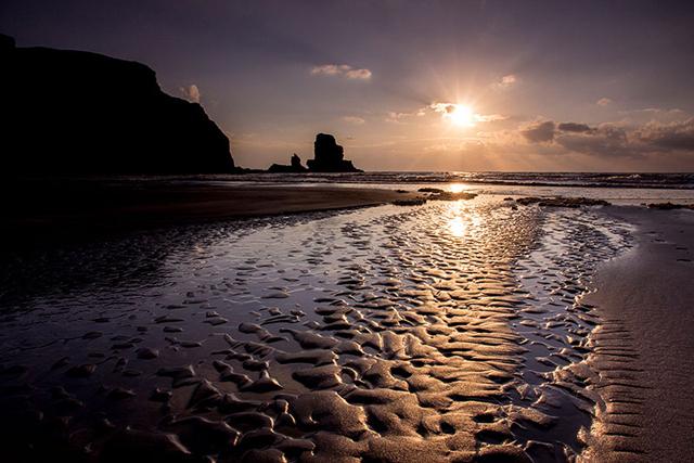 Talisker Beach, Isle of Skye/Fotó: isleofskye.com