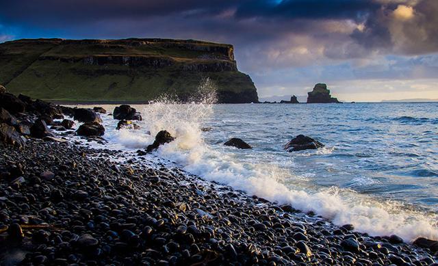 Talisker Wave, Isle of Skye/Fotó: isleofskye.com
