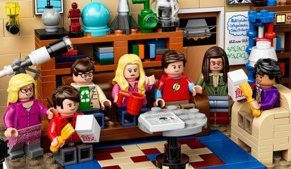 Big Bang Theory (Agymenők) LEGO készlet