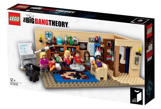 21302 LEGO Big Bang Theory