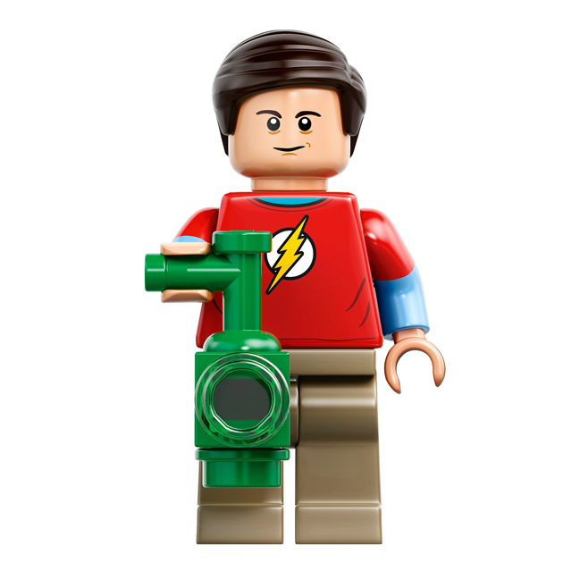 Sheldon - 21302 LEGO Big Bang Theory