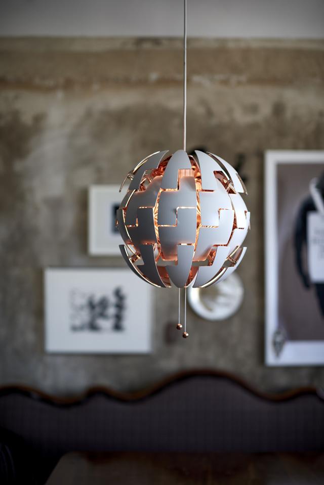 IKEA PS lámpa/Tervező: David Wahl